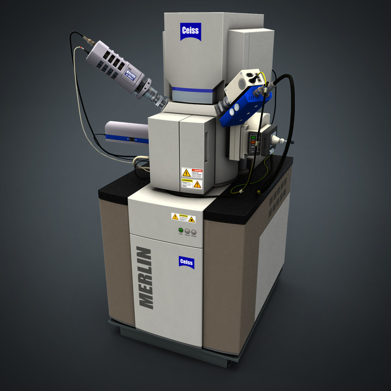 scanning electron microscope max
