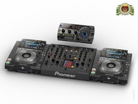 Pioneer CDJ 2000 Nexus MULTI PLAYER