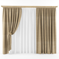 Curtains (tulle)blinds009