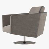 Holly Hunt Jett Lounge Chair