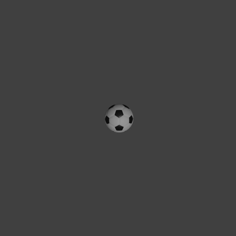soccer ball blend