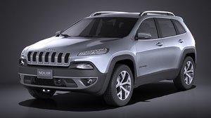 3ds 2015 jeep cherokee