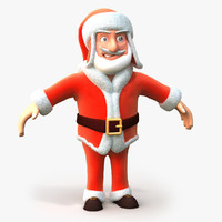 max cartoon crazy santa