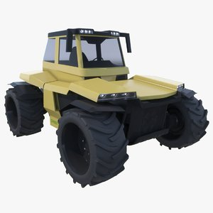 max tractor concept