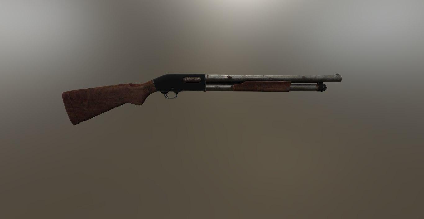 max shotgun
