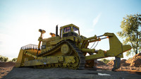 cat d-10 bulldozer max