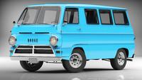 Dodge Van A100 1960