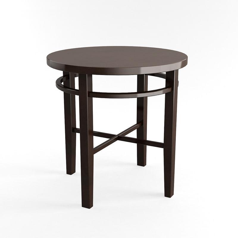 3d max table smania