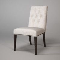 baker chair 7846 max