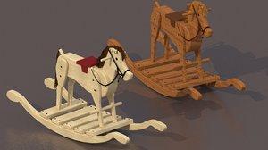 wooden horse max