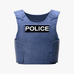 max police vest