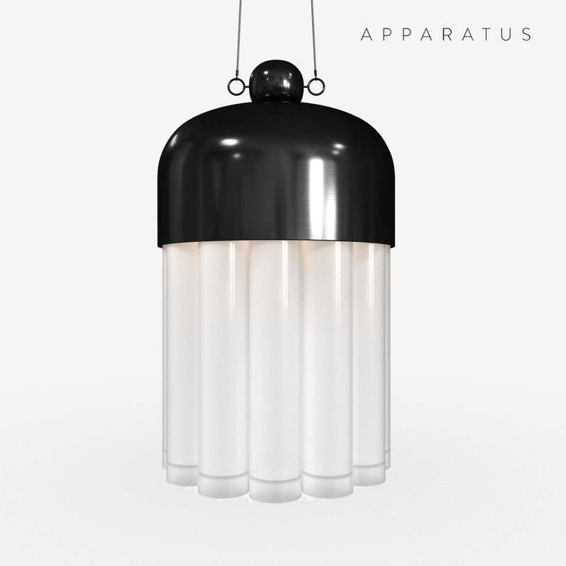 3d apparatusstudio chandelier tassel 19 model