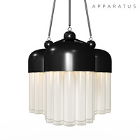 apparatusstudio chandelier tassel 57 3d max