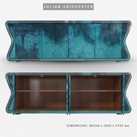 julianchichester deneuve cabinet 3d max