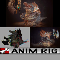 rig 2014 animation 3d ma