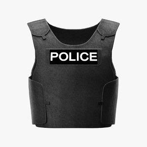 police vest max