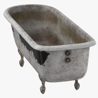 Dirty Asylum Bathtub