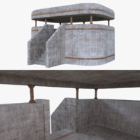 fbx bunker blender post