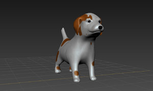 puppy jack russel 3ds