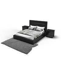 Dark Bed - Complete Package