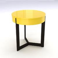 table lema 3d model