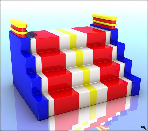 cartoon stair max free