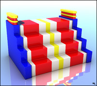 free max mode cartoon stair
