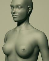 female woman max