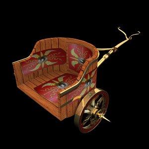 roman war chariot max