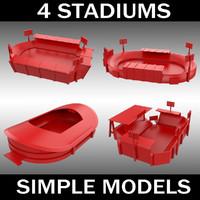 max 4 stadium