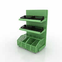Fruit or Vegetables display (Rack)