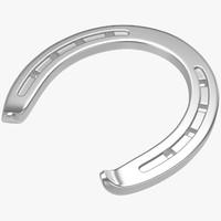 horseshoe 1 3d model