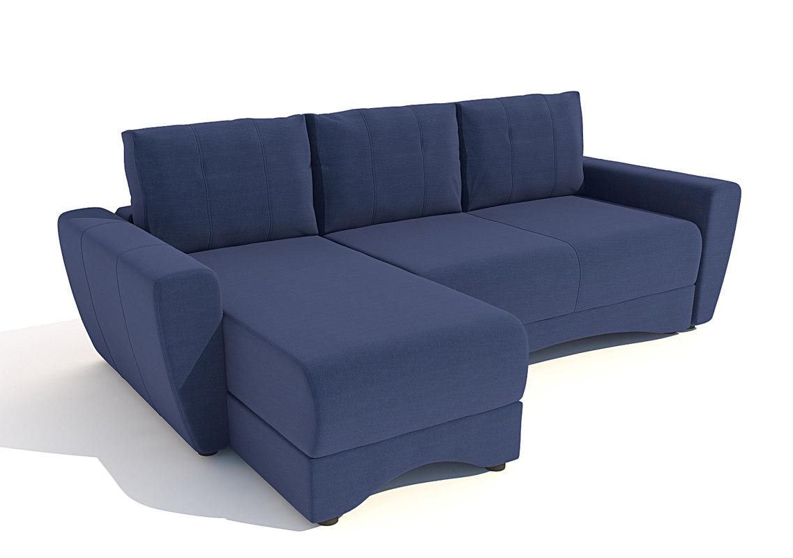 sofa andrea pufetto 3ds