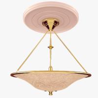chandelier light 3ds
