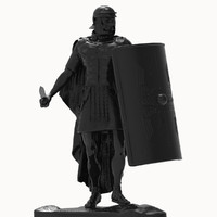 Rome Legionary for 3D print (high-poly)