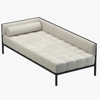 3d model usona home bench