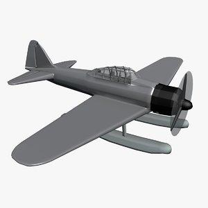 3d zero model