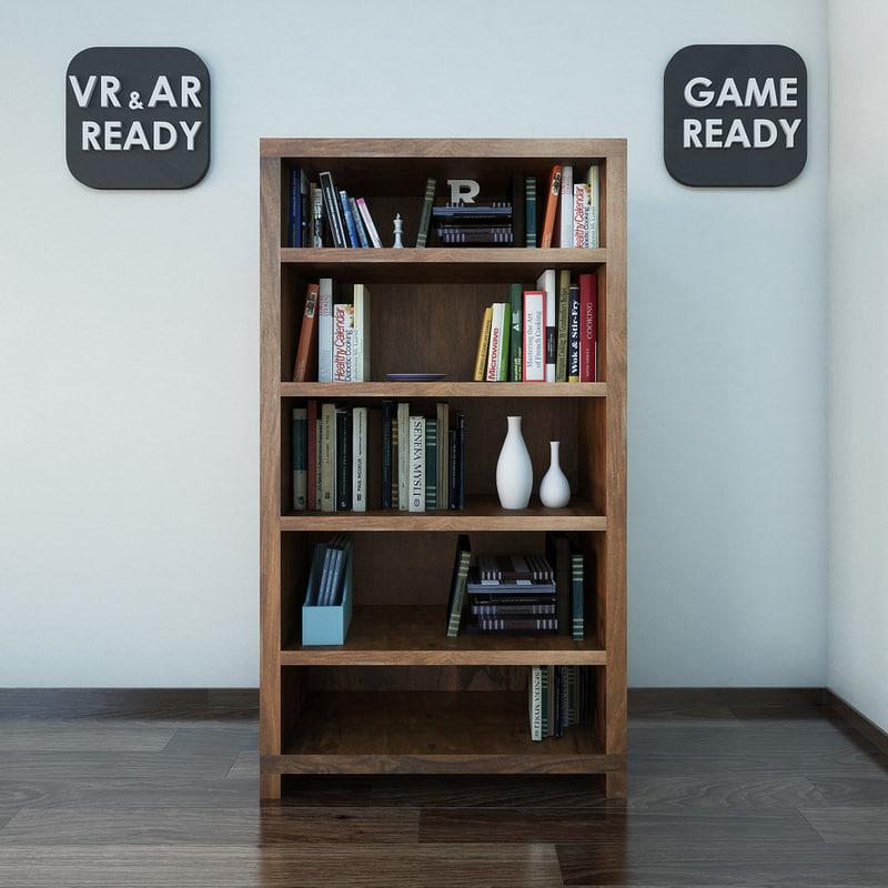 furniture bookshelf games max