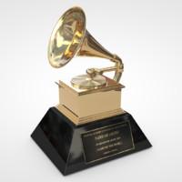 3d music award
