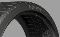 michelin sidewalls 3dm