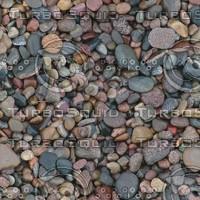 Beach Pebbles Texture