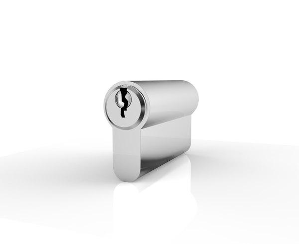 lock cylinder 3d model