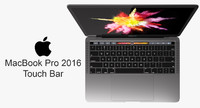 MacBook Pro 13-inch 2016 Touch Bar