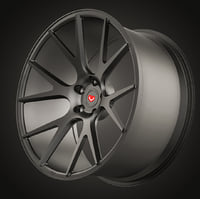 3d vossen vps 306 wheels model