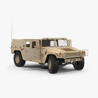 3d soft troop carrier hmmwv