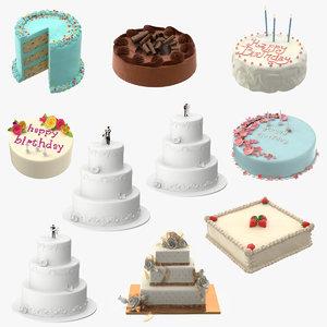 cakes 04 3d max