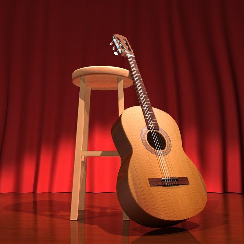 classical guitar max