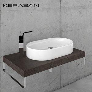 wash kerasan shelve faucet max