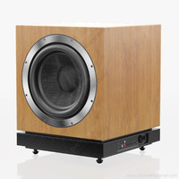 subwoofer bowers wilkins db1 3ds