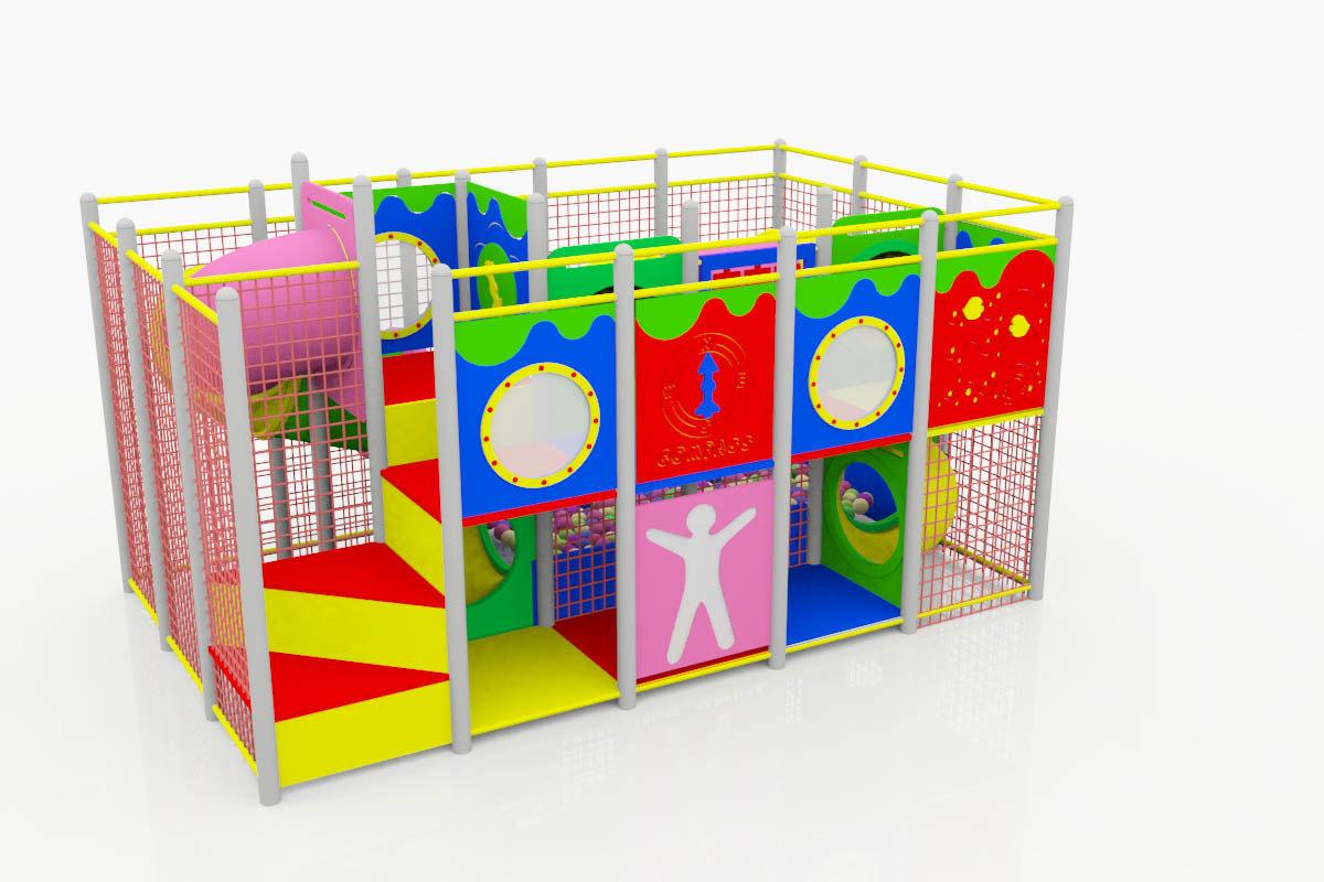 indoor playland 3ds